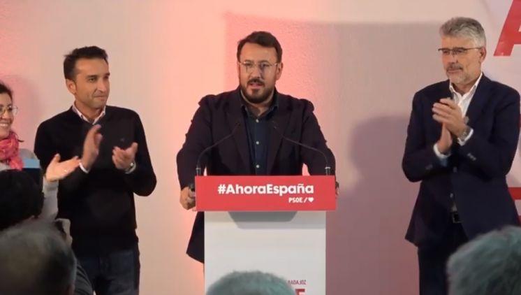 """Rafael Lemus insta a trabajar por conformar un Gobierno """"estable y progresista"""""""