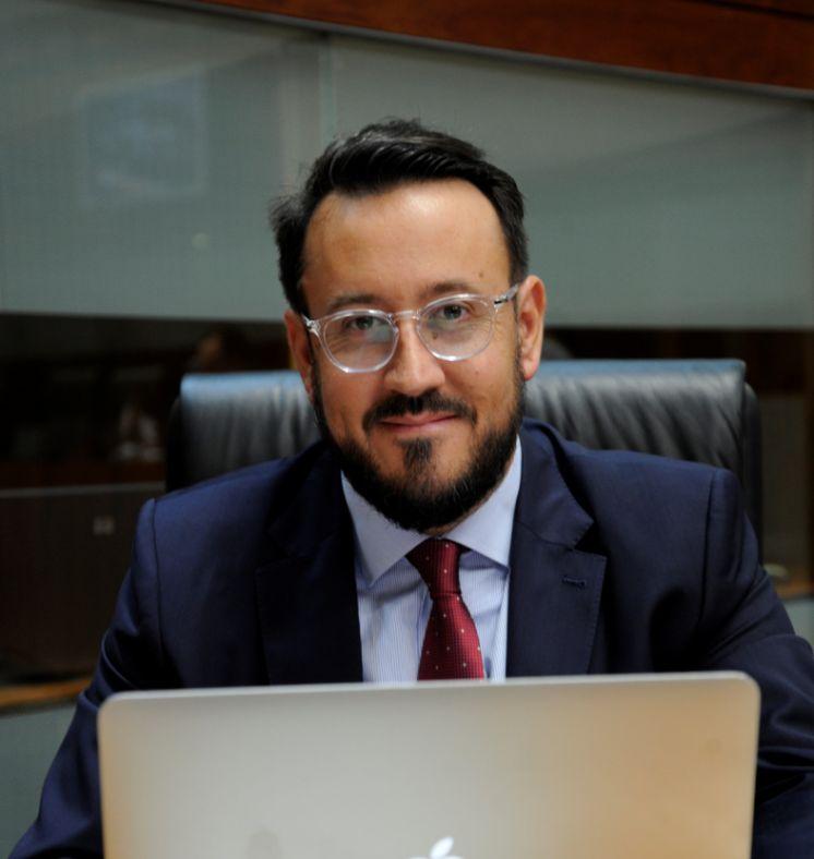 RAFAEL LEMUS DESIGNADO SENADOR AUTONÓMICO POR LA ASAMBLEA DE EXTREMADURA