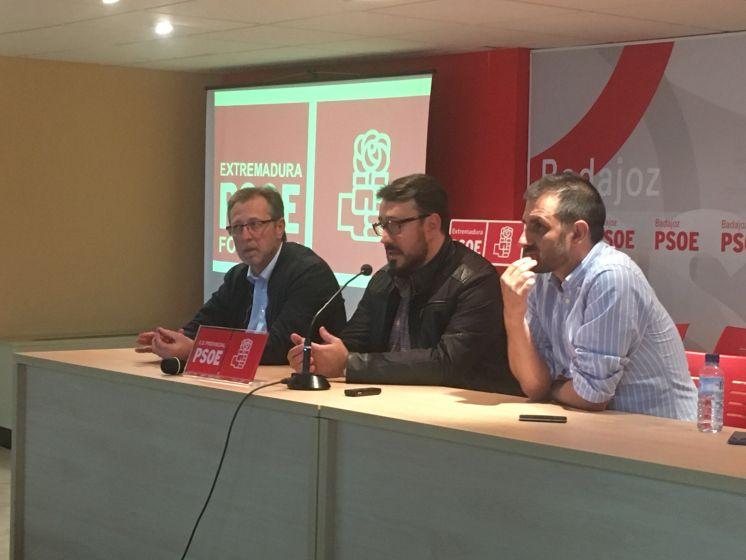 """Rafael Lemus: """"El mejor recurso que tenemos en el PSOE son sus militantes"""""""