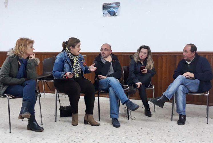 El PSOE DESTACA LOS BENEFICIOS PARA EL MEDIO RURAL GRACIAS A LA ACCIÓN COORDINADA ENTRE LA JUNTA Y LA DIPUTACIÓN DE BADAJOZ