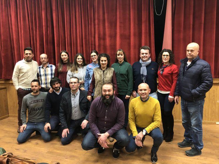 LA CORONADA CONTINUARÁ POR LA SENDA DEL PROGRESO CON EL PSOE