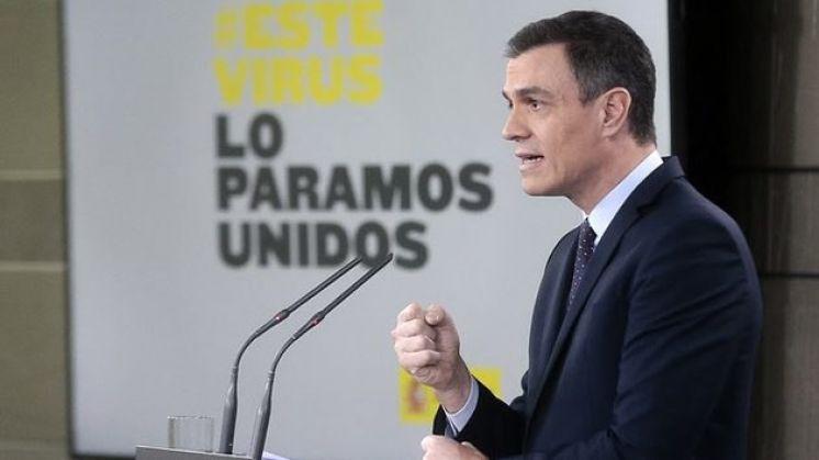 El Gobierno de España no dejará que nadie se quede atrás