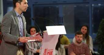 Manuel Borrego presenta su candidatura a la alcaldía de Valverde de Leganés