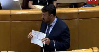 Rafael Lemus recuerda al PP sus más de 900 investigados