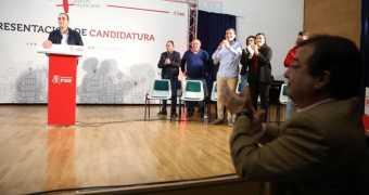 Eugenio Moreno se presenta como candidato a la alcaldía de Arroyo de San Serván